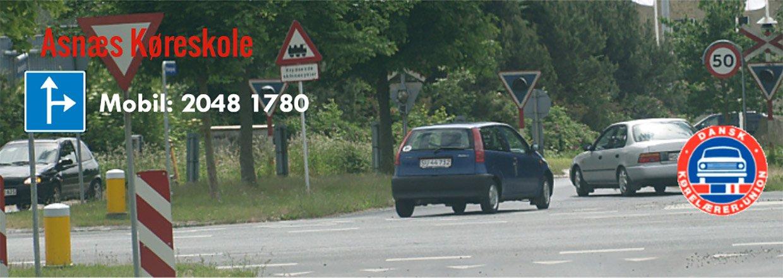 Asnæs Køreskole - Holdstart hver 6. uge! Vi er alle medlem af Dansk Kørelærer Union