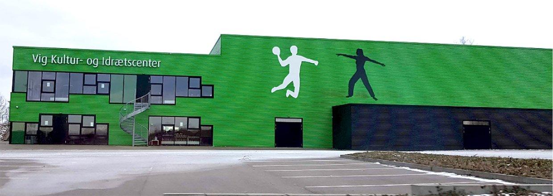 Idrætshaller, Fritids- og Kulturcentre i Odsherred Kommune